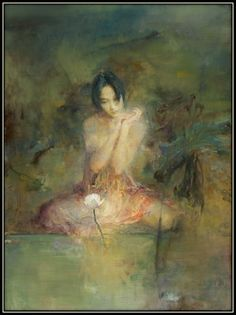 Hu Jun Di - Day Dream by the Lotus