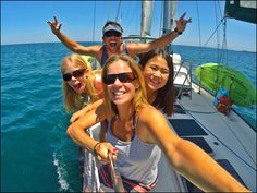 The TERRAPIN Sailing Family Answers 12 Questions from WOMEN & CRUISING