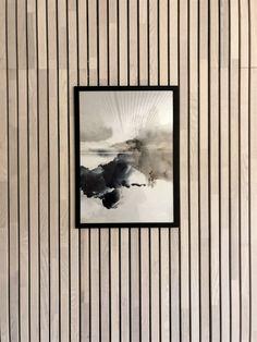#spiler #fotografi #spilevegg #spiletak #spilehimling #linearribelements #spileelementer #blackframe #acoustic #akustikk #osp #interiordesign #interiorinspiration #interiørinspirasjon #interiør #interior #modernbuilding #modernhouse #architecture #architect #arkitektur #modernebygg #byggemedtre Frame, House, Design, Home Decor, Modern, Picture Frame, Decoration Home, Home, Room Decor