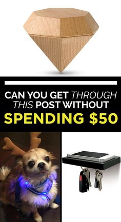 Can You Make It Through This Post Without Spending $50