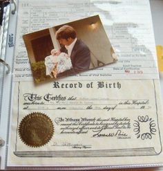 Organizing Your Boxes of Family History Documents and keepsakes, really good step by step instructions
