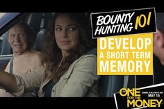 Develop a short term memory. #oneforthemoney #bountyhunting #Stephaniepulm