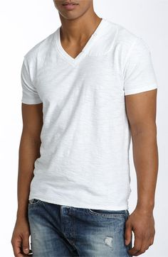 nothing better than a guy in a white t-shirt and jeans