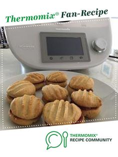 Monte Carlo Biscuits - Foodie Mumma Ren Style by foodiemummaren. A Thermomix <sup>®</sup> recipe in the category Baking - sweet on www.recipecommunity.com.au, the Thermomix <sup>®</sup> Community.