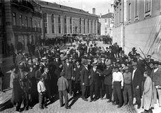 Rua da Escola Politécnica, 1911