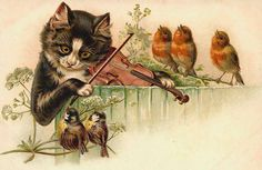 Cat and the fiddle, hey diddle, diddle