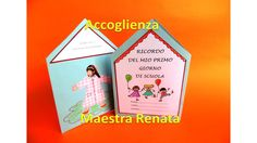 Realizziamo un mini lapbook per l'accoglienza nella scuola dell'infanzia.