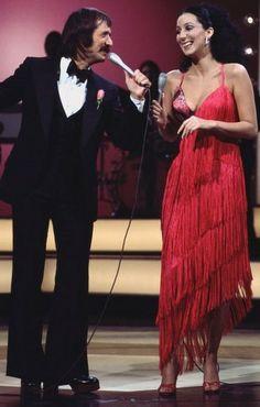 Sonny & Cher concert performance