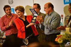 Dilma recebe condecoração em Montevideu 04.11.16