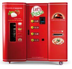 distributeur de pizza Let's pizza - http://communiquaction.fr/lets-pizza-votre-pizza-en-3-minutes/
