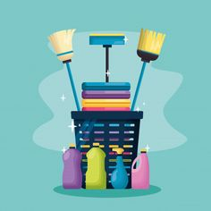 Cleaning Companies, Cleaning Hacks, Logo Site, Silhouette Cameo Free, Logo Online Shop, Ramadan Cards, Cleaning Master, Cleaning Business Cards, Pretty Notes