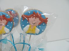 Pippi langstrumpf cookies