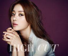 하이컷 - 패션, 뷰티, 대중문화 커뮤니티와 다채로운 이벤트 <HIGH CUT> vol. 141 한지혜  - Han Ji Hye