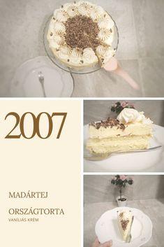 2007, Madártej torta, Országtorta – Tortaiskola
