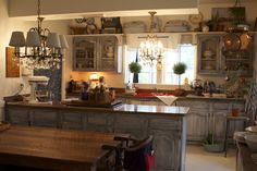 How To Make A French Country Kitchen