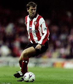 Matt Le Tissier played for Southampton for 17 years and made 540 appearances, scoring 209 ...
