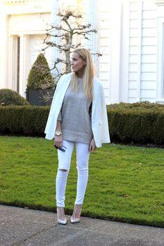 Marina McAvoy #fashion #whites