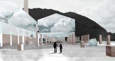 DGT Dorell Ghotmeh Tane / Architects · CITTÀ DELLA SCIENZA