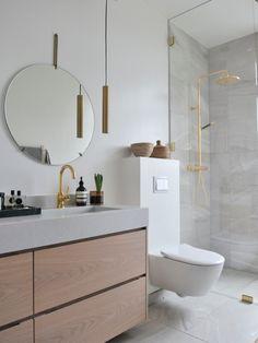 Kjøkken, Trondheim - HAMRAN Double Vanity, Bathroom, Washroom, Bathrooms, Double Sink Vanity, Downstairs Bathroom, Bath Mat, Bath, Bathing