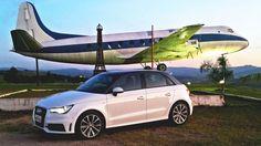Teste Audi A1 S-Line com Milton Belli (saiba mais: autoentusiastas.com.br)