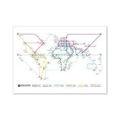 Subway World - Zoom