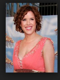 Molly Ringwald. Haircut colour and styling. By CJ Cassaday. All copy rights belong to the owner of this photograph.