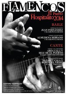 """""""Flamencos de El Puerto"""" en el Hospitalito"""