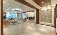 Marble Flooring in living Room