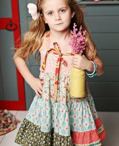 Matilda Jane Ruby Ellie Dress