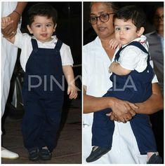 cute Little Babies, Cute Babies, Taimur Ali Khan, Baby Boy Dress, Kareena Kapoor Khan, Baby Boy Fashion, Jeans Style, Children Photography, Kids Clothing
