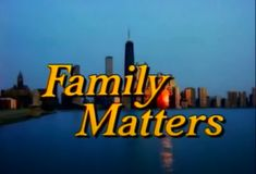 Family Matters is an American television sitcom. It started on ABC from 1989-1997, before moving to CBS from 1997-1998. The series revolves around the Winslow family, a middle-class African-American family living in Chicago, Illinois. The show introduced the nerdy neighbor Steve Urkel (Jaleel White). He was scripted to appear as a one-time character but he quickly became the main character. Episodes began to center on Urkel. Newest Tv Shows, Favorite Tv Shows, Reginald Veljohnson, Little Mermaid Toys, Jaleel White, Steve Urkel, Michelle Thomas, Longest Movie, The Winslow