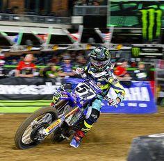 Justin Barcia #supercross 2016