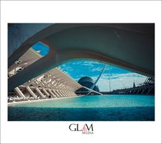 Ciudad de las artes y las ciecias Travel to Spain, Valencia calator by www.glamartmedia.com