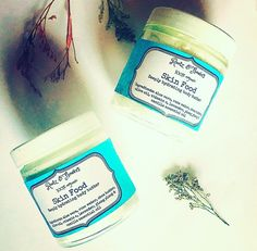 A personal favorite from my Etsy shop https://www.etsy.com/listing/522449755/skin-food-body-butter-deeply-hydrating