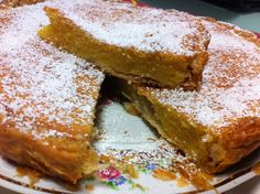 Receitas práticas de culinária: Tarte de Grão