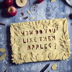 Well duh... In a pie, of course! Or in a crumble or baked with raisins or…