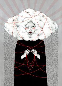Sofia Bonati(Soffronia)...   Kai Fine Art