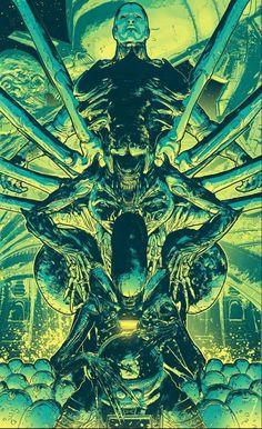 Alien Day by T-Rex Jones