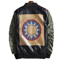 MA-1 Motorcyle Jacket – Inverse Culture - $94
