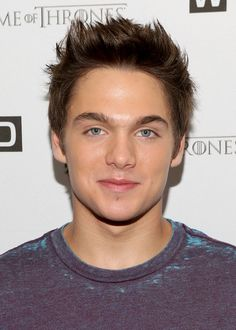 Dylan Sprayberry Photos - Actor Dylan Sprayberry attends day 1 of the WIRED Cafe @ Comic Con at Omni Hotel on July 2014 in San Diego, California. - Wired Care at Comic-Con Hot Actors, Actors & Actresses, Meninos Teen Wolf, Dylan Sprayberry, Teen Wolf Boys, Boy Face, Chris Colfer, Dylan O'brien, Cute Guys