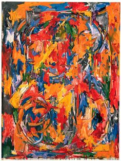 Jasper Johns - 0 Through 9, 1960