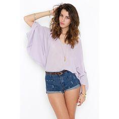 Purple Rain Shirt ($38) ❤ liked on Polyvore