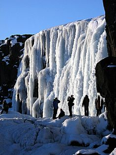 Í klakaböndum - Icebound 2 by Netla, via Flickr