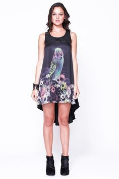 Blue Juice Birdy Dress