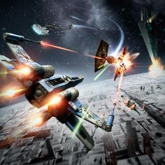 Star Wars : Attack Squadrons