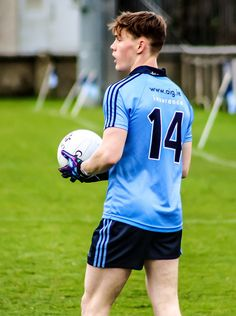 O'CALLAGHAN FIRES DUBLIN THROUGH TO U-21 LEINSTER FINAL | We Are Dublin GAA Football Memes, Men's Football, Pittsburgh Steelers, Dallas Cowboys, Clay Matthews, Gay Aesthetic, Play S, Nfl Sports, Georgia Bulldogs