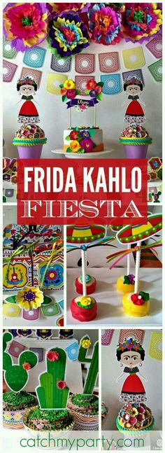 Frida Party!!