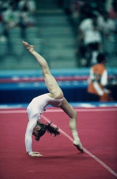 gymnastics gymnast the floor exercise Kerri Strug (source) m.3.22 #KyFun