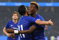 Chelsea starlet Callum Hudson-Odoi offered new contract and place in Maurizio Sarris first-team squad