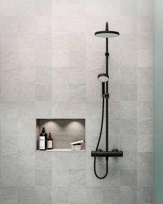Schwarze Armaturen für Küche und Bad Oras, Inspiration, Future, Bathroom, Home Decor, Products, House Interior Design, Room Interior Design, Black Shower